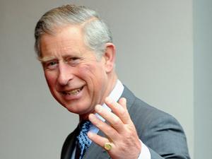 Printul Charles a revenit pe pamanturile romanesti